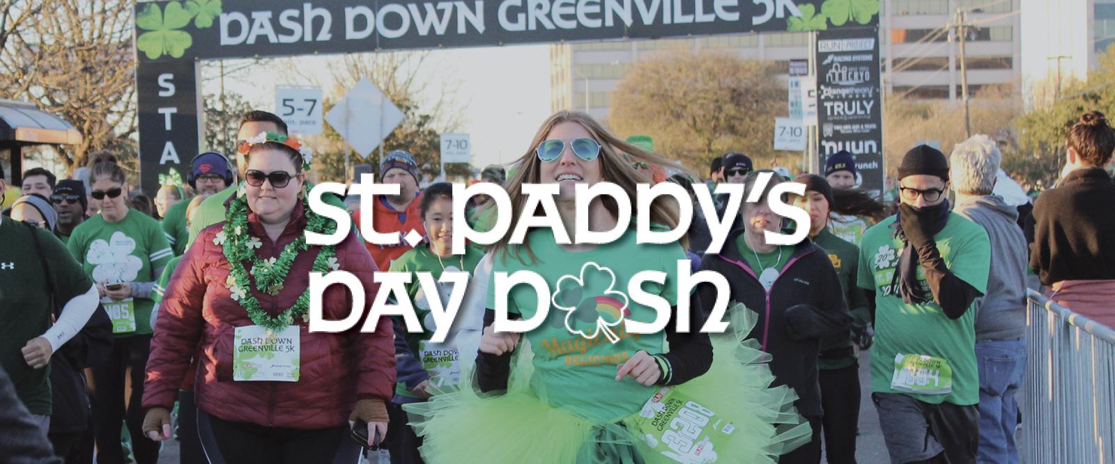 St. Paddy's Day Dash 5K Run
