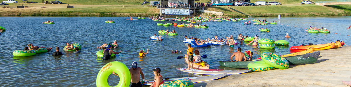 DAILY PANTHER ISLAND PAVILION BEACH & RIVER ACTIVITIES (JULY 12 – JULY 18)