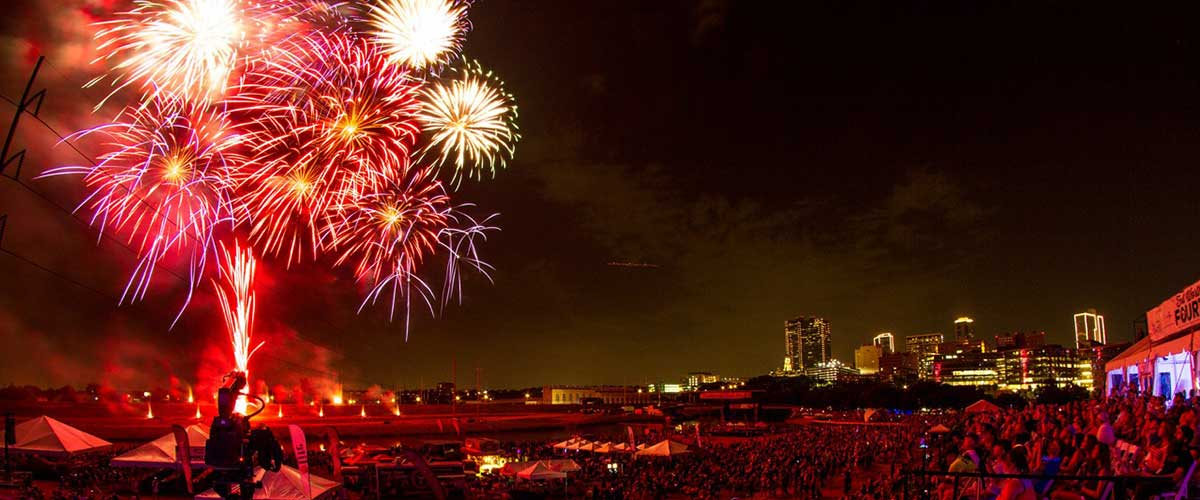 The official list of top 4th of July events and fireworks around Dallas-Fort Worth – CultureMap Fort Worth