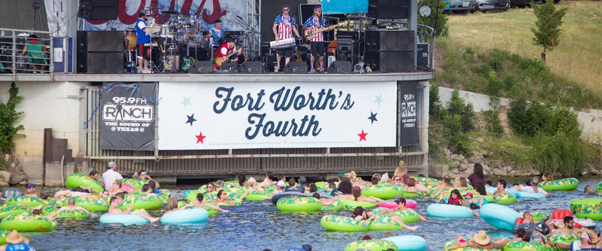 Fort Worth's Fourth