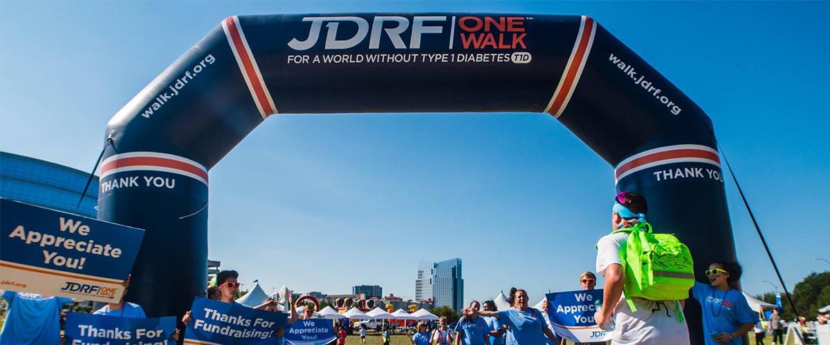 JDRF One Walk 2019