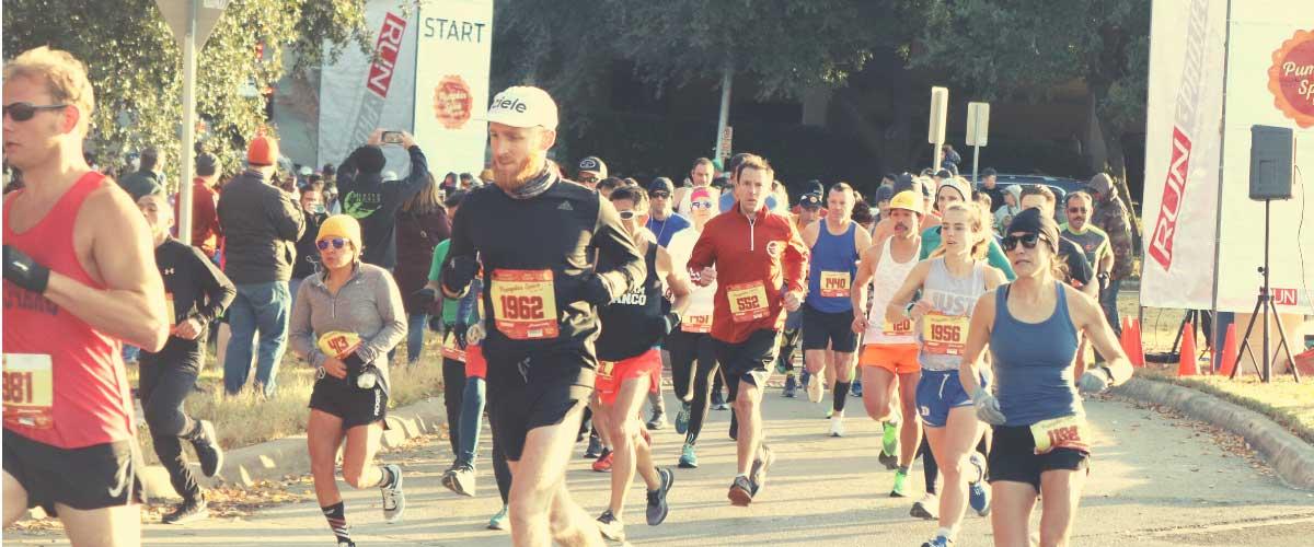 Pumpkin Spice 5K/10K & Half Marathon